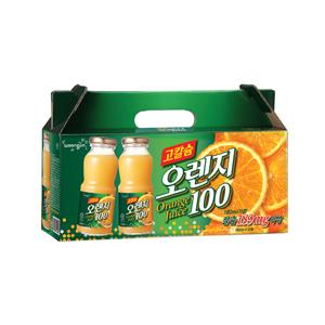 오렌지100